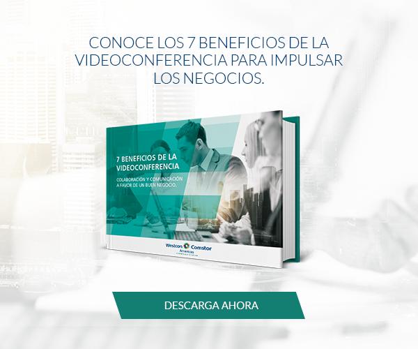 7 beneficios de la videoconferencia